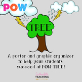 POW Tree Poster and Graphic Organizer