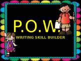 SRSD POW Writing