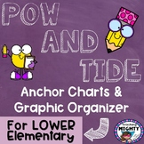 POW and TIDE Anchor Charts and Graphic Organizers