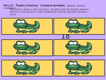 POWER POINT Slides:  1st Grade Engage NY Module 4, Topic C lessons (11-12)!