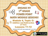 POWER POINT Slides:  1st Grade Engage NY Module 4, Topic C