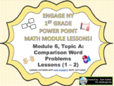 POWER POINT Slides:  1st Grade Engage NY Module 6, Topic A