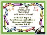 POWER POINT Slides: ENY Kindergarten Module 2, Topic C les