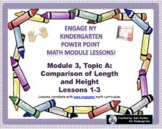 POWER POINT Slides: ENY Kindergarten Module 3, Topic A les