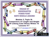 POWER POINT Slides: ENY Kindergarten Module 3, Topic B lessons 4-7!
