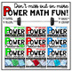 4th Grade Math Word Problems ALL STANDARDS FOR ALL YEAR Test Prep