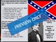 POWERPOINT - American Civil War - How & why it starts & who will win