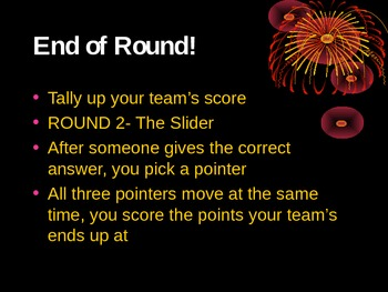 ALL SUBJECTS/ALL GRADE LEVELS- Lucky Pick PowerPoint Game