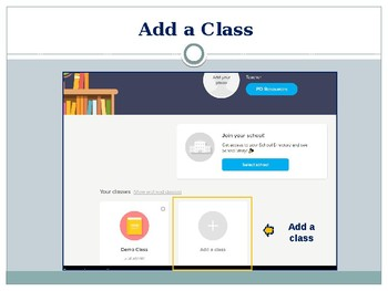 POWERPOINT PRESENTATION ON HOW TO USE CLASSDOJO EFFECTIVELY