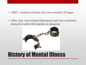 POWERPOINT: Treatment of Mentally Ill - One Flew Over the Cuckoo's Nest