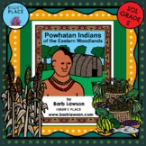 POWHATAN INDIANS of the EASTERN WOODLANDS: Full-Color AND