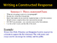 PP - Sentence Breakdown Instruction: Extended Constructed