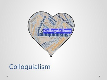 PP on Colloquialism