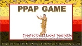 PPAP-themed PowerPoint Quiz - 63Q PPT Template for ANY Subject or Review Lesson