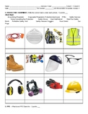 PPE Personal Protective Equipment Quiz