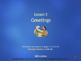 PPEM3 Greetings PowerPoint from Everyday Manners Daily Liv