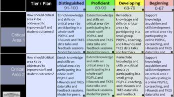 PPLG DUTI Data Talks Action Plan for Staff