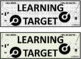 PPLG Standards-Based Classroom Setting Bulletin Board Labels