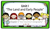 PPT Social Studies US History Chapter 1 Our Country's Geog