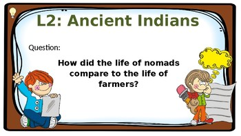 PPT Social Studies US History Chapter 2 The Earliest Americans Presentation