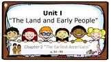 PDF Social Studies US History Chapter 2 The Earliest Ameri