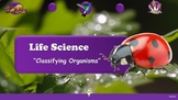 PDF 5th Gr Life Science Chapter 1 Classifying Organisms Pr
