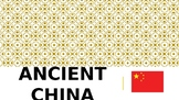 PPT ANCIENT CHINA
