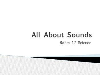 PPT- All About Sound