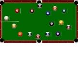 PPT: Billiards game