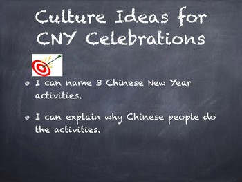 PPT- Chinese Culture Ideas