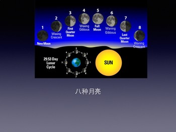 PPT- Chinese Phases of the Moon