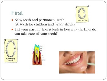 PPT- Dental Health