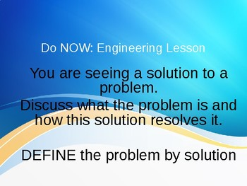 PPT: Engineering Design: Day 1