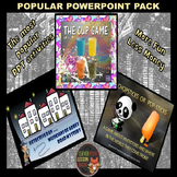 PowerPoint Games Bundle