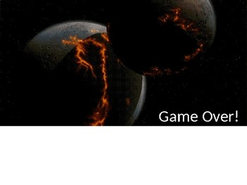 PPT: Hangman Game-New version-An on fire meteorolite will strike the Earth