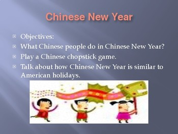 PPT- Happy Chinese New Year