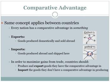PPT - International Trade & Globalization