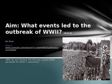 PPT: Introduction to World War II (WWII)