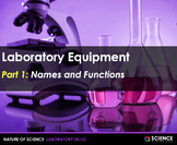 PPT - Lab Equipment Names & Quiz + Student Notes - Distanc