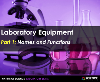 PPT - Lab Equipment and Quiz