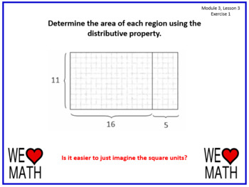 PPT Lessons for Eureka Math (Engage NY) 7th Grade Module 3