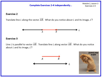 PPT Lessons for Eureka Math (Engage NY) 8th Grade Module 2