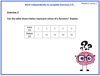 PPT Lessons for Eureka Math (Engage NY) 8th Grade Module 5