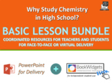 Why Study Chemistry LESSON BUNDLE | PowerPoint & Digital Notebook
