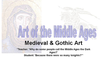 PPT Overview of the Middle Ages  History Through Art