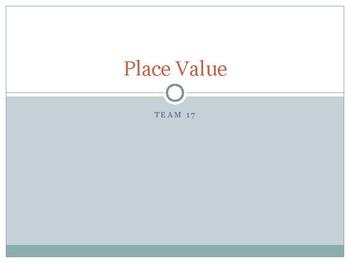 PPT- Place Value Math