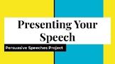 PPT: Presenting a Speech