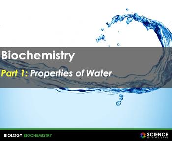 PPT - Properties of Water