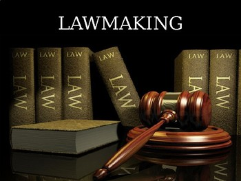 PPT Street Law:  A Course in Practical Law:  Chapter 2  Lawmaking Power Point