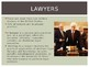 PPT Street Law:  A Course in Practical Law:  Chapter 6  Lawyers Power Point